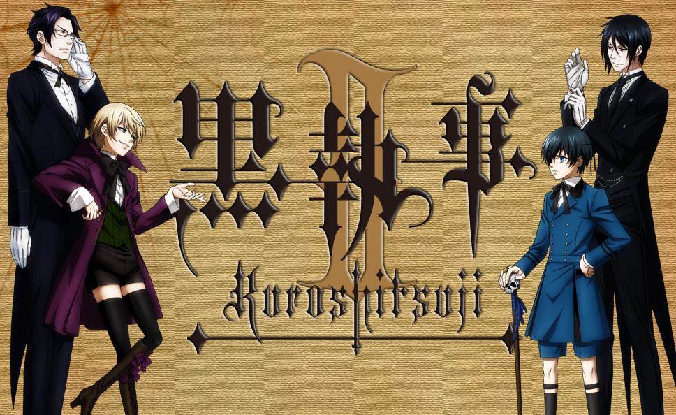 Los mejores animes  Header_Kuroshitsuji_II