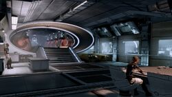 Normandy SR2 Crew deck