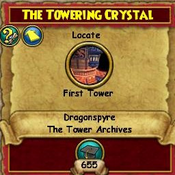 The Towering Crystal1