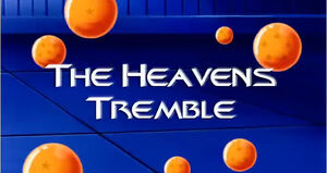 The Heavens Tremble