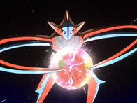 P07 Deoxys usando psicoataque
