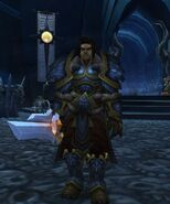 King Varian in Icecrown Citadel