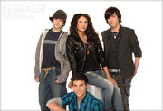 Degrassi-Drew new