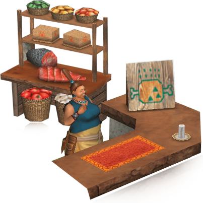 Ingredients Vendor