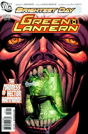 Cover for Green Lantern #56
