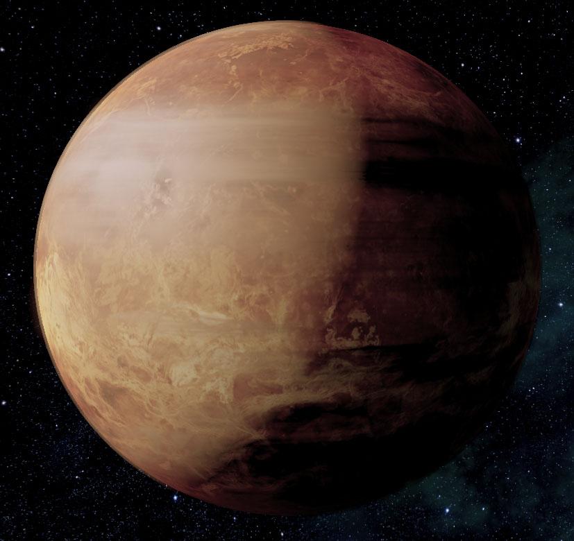 planet venus mass - photo #4