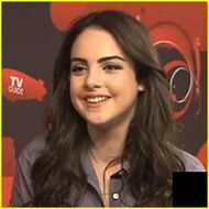 Elizabeth Gillies Jade TV Guide Interview