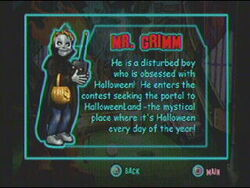 Mr Grimm Small Brawl