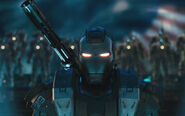 War Machine Movie suit 11