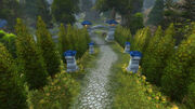 Path to Uther's Tomb (Cataclysm)