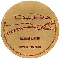 DD planet Label