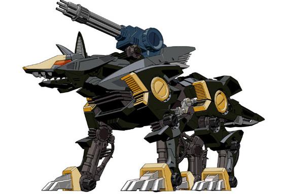Shadow Fox - Zoids Wiki