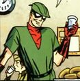 Oliver Queen New Frontier 001