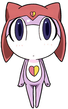 Sgt. Frog Characters