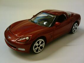 Superfast 2005 Chevrolet Corvette C6