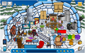 Modern igloo