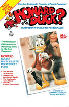 Howard the Duck Vol 2 1