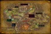 Mount Hyjal quests flowchart