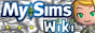 MySims Wiki Logo microbanner