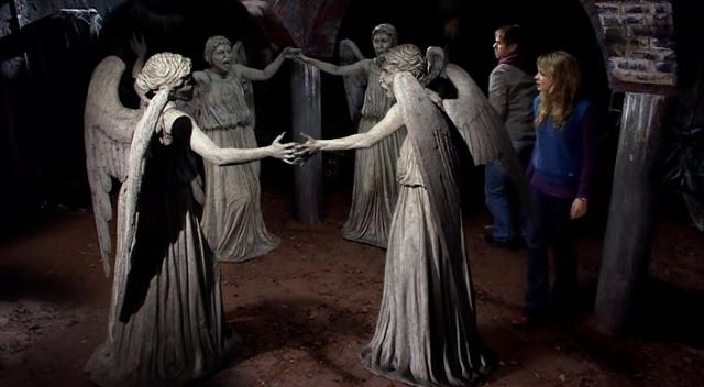 Weeping Angel - Tardis Data Core, the Doctor Who Wiki  Weeping Angel -...