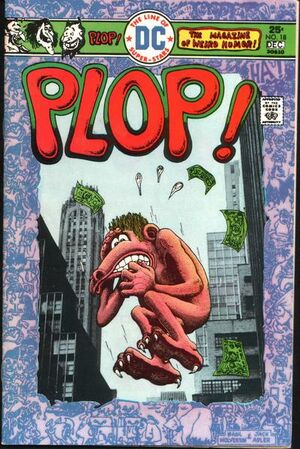 Cover for Plop #18