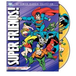 DVD - Super Friends! - Season 1 Volume 2a