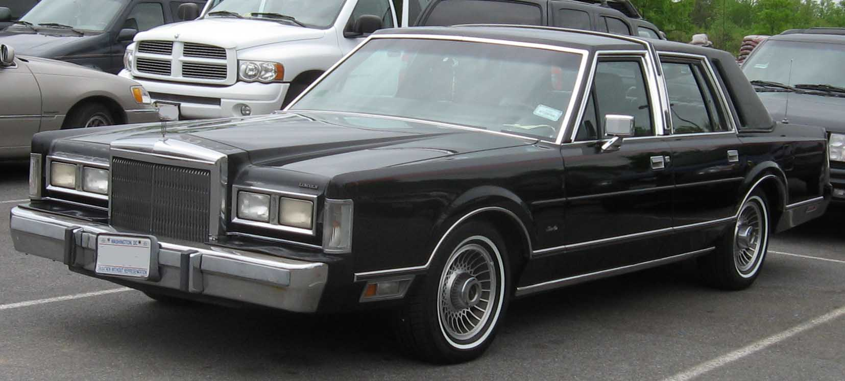 Lincoln Town Car Mafia Wiki