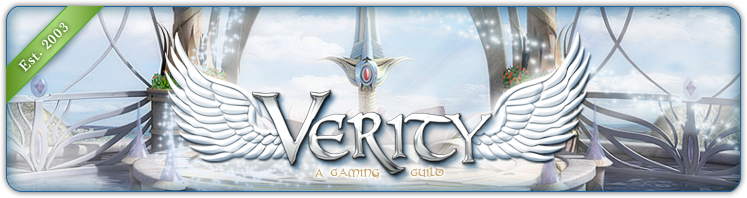 Verity guild banner