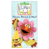 ElmosworldflowersbananasmoreSonyVHS