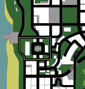 CityHallSF Map