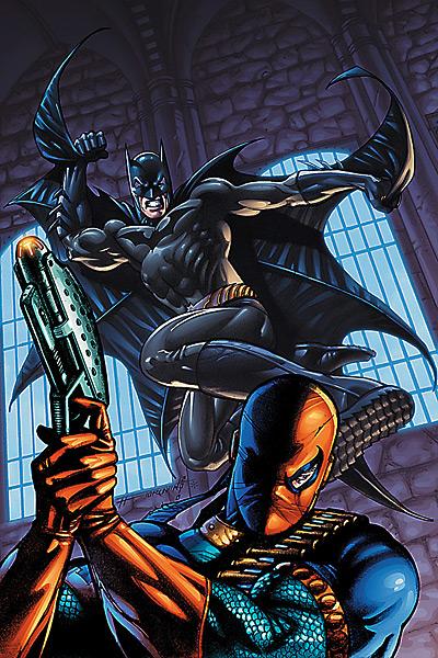 24b89b0c7f52a Sub-Zero   Scorpion vs Batman   Deathstroke - Battles - Comic Vine