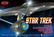 Polar Lights Model kit POL820 USS Enterprise 2010