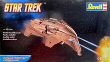 Revell Model Kit 04810 Kazon Fighter 2009