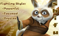 FightingStyleShifu