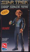 AMT Model kit 8719 Quark 1995