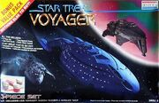 Revell Model Kit 3607 Voyager 3-piece Set 1996