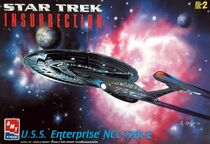 AMT Model kit 30065 USS Enterprise-E 1999