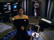 Tuvok in Meditation