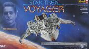Revell Model Kit 04809 Maquis Ship 1995
