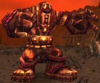Heavy War Golem