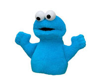 Gund-Fingerpuppet-CookieMonster-2003