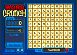 Word crunch