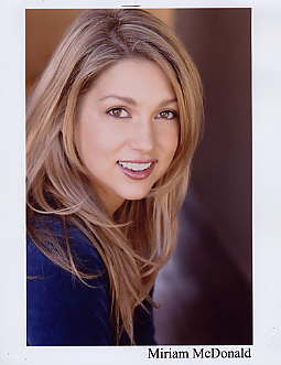 Miriam mcdonald headshot photo