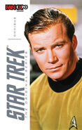 Star Trek Omnibus The Original Series FanExpo cover