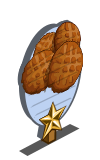 Peanut Butter Cookies 1 Star Mastery Sign-icon
