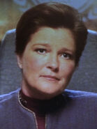 Admiral Kathryn Janeway