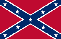 Flag of the New Confederate States of America