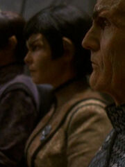 Romulan committee member 4