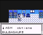 Obteniendo a bulbasaur