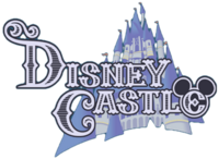 Disney Castle Logo KHII